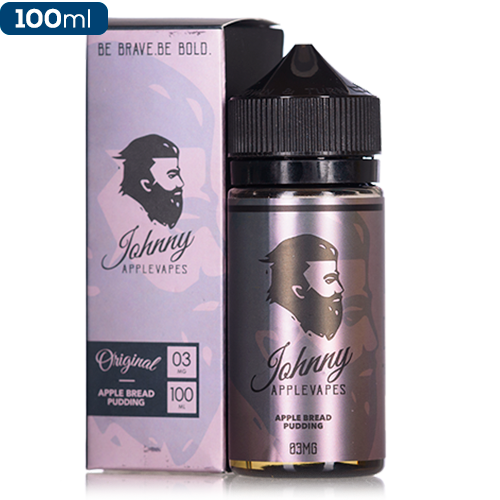 Johnny Applevapes | Apple Bread Pudding eLiquid