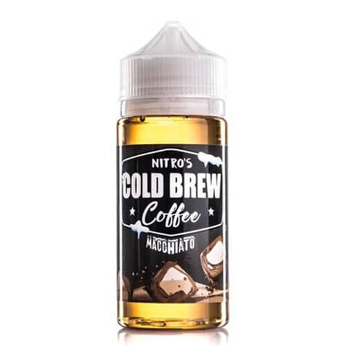 NITRO'S COLD BREW – MACCHIATO EJUICE – 100ML