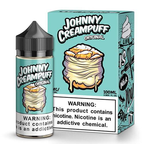 JOHNNY CREAMPUFF – ORIGINAL 100ml